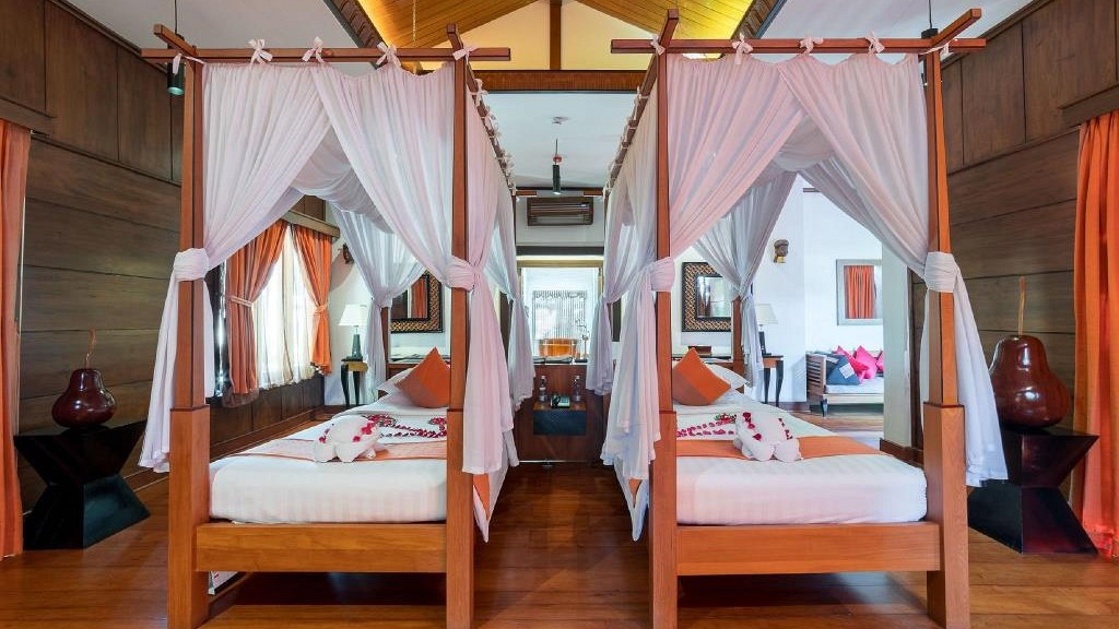 Aureum inle resort, Inle Lake